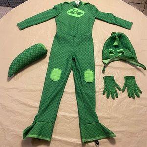 Boys PJ Masks Gecko Costume